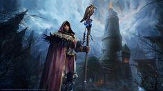 Medivh, the Last Guardian by Mr--Jack.deviantart.com on @DeviantArt