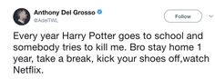 "75 Magically Hilarious ""Harry Potter"" Tweets Will Cast A Laughter Spell On You"