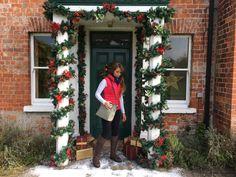 Christmas Photos, Christmas Tree, Ladder Decor, Photo Shoot, Holiday Decor, Home Decor, Xmas Pics, Teal Christmas Tree, Photoshoot