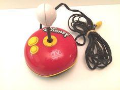 Jakks TV Games -- Disney (TV game systems, 2004), Plug & Play