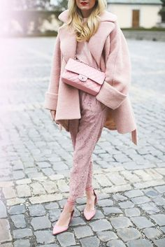 4 Buenas Razones y 30 Imágenes De Street Style Que Te Probarán Que Debes Usar Un Look Monocromático   Cut & Paste – Blog de Moda