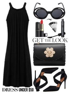 """""""Street Style - SheChoic.Com"""" by shechoic ❤ liked on Polyvore featuring StreetStyle, CasualChic, under50 and polyvoreeditorial"""
