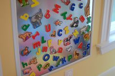 Can do something similar on the bedroom door