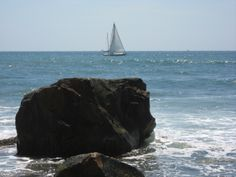 Sailing on the blue.....