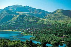 Bala lake in Wales - absolutely stunning