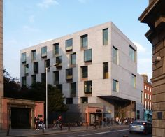 Department of Finance, Dublin by Grafton Architects | Flickr - Photo Sharing!