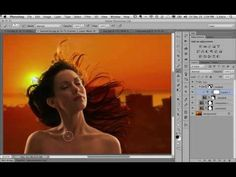 Ultimate Hair Edge Masking Technique in Photoshop - www.varis.com - YouTube