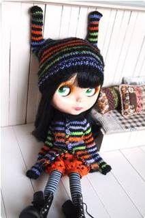halloween blythe dolls - Bing Images