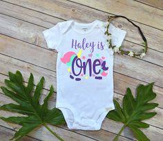 Unicorn Birthday Girl, Girl Birthday Shirt, Baby Birthday shirt, Unicorn Party, Girl Birthday, First Birthday Girl,First Girl Birthday shirt