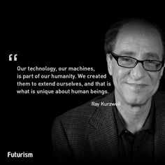 Ray Kurzweil quote