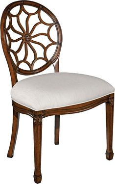 New wood chair dining design ideas Dining Chairs For Sale, Antique Dining Chairs, Solid Wood Dining Chairs, Upholstered Dining Chairs, Dining Chair Set, Dining Room, Modern Wood Furniture, Georgian Furniture, Furniture Styles