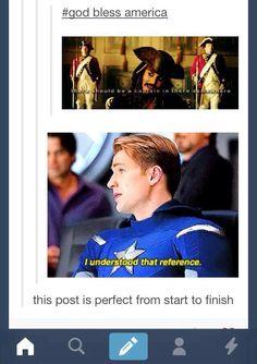 Captain America, Best of Tumblr