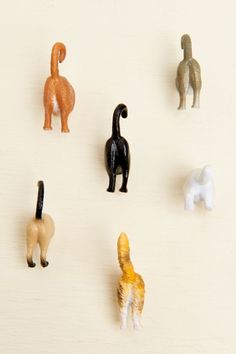 Cat Butt Magnets - Earthbound Trading Co.