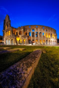 The Colosseum, Rome, Italy. Been to Italy but not to Rome unfortunaly. Places Around The World, Oh The Places You'll Go, Places To Travel, Places To Visit, Around The Worlds, Dream Vacations, Vacation Spots, Italy Vacation, Vacation Destinations