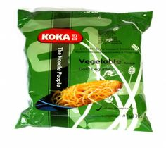 Koka Instant Vegetable Noodles 85G with shipping facilities available in India.