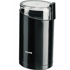 KRUPS Coffee grinder (Black