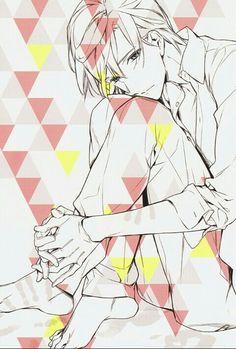 Im sorry for posting that late >o< As I came home I immediatly began to learn maths -__- /Admin: Chii :p ___________________________ ~ ~ Anime Boys, Hot Anime Guys, Manga Boy, Anime Manga, Anime Art, Ten Count, Takarai Rihito, Manhwa, Boy Character