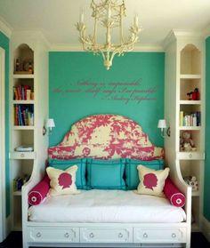 Audrey Hepburn room