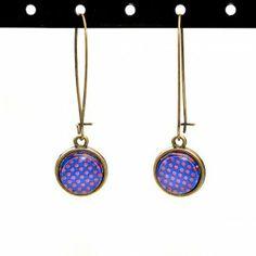 oorringen - €6 handgemaakte juwelen