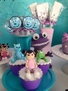 Monster Inc party idea