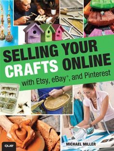 Easy Crafts To Make And Sell In today's economy we all need to earn more don't we! Easy Crafts To Make And Sell will enable you to turn your love of crafting into an additional income source for you.