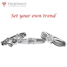 Set ypur own trend with TriJewels