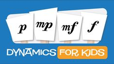 Dynamics for Kids Music Lesson Music Theory Games, Music Theory Worksheets, Dynamics Music, Music Flashcards, Piano Lessons For Kids, General Music Classroom, Music Lesson Plans, Piano Teaching, Elementary Music