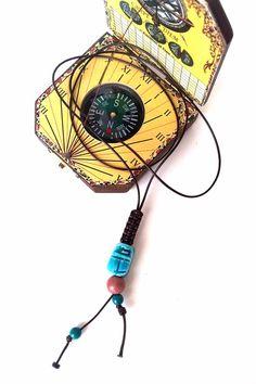 """ΑΝΔΡΙΚΟ ΚΟΛΙΕ ΜΕ """"ΣΚΑΡΑΒΑΙΟ"""" Tweety, Handmade, Art, Art Background, Hand Made, Kunst, Performing Arts, Handarbeit, Art Education Resources"""