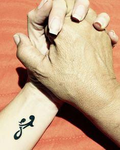 Tatto... tatuaje madre e hija