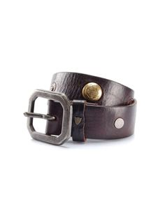DINGWALL #htclosangeles #hollywoodtradingcompany #online #shop #man #woman #accessories #leather #belt #belts