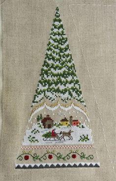 Gallery.ru / Photo # 105 - Victoria Sampler Gingerbread Stitching - asdfgh2