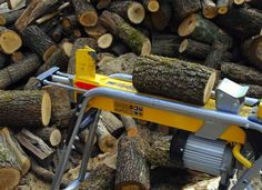 If you have fallen trees that need to be taken care of, consider renting a log splitter to convert them into firewood for cozy winter evenings.