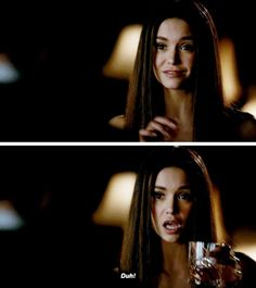 Nina Dobrev as Katherine Pierce on The Vampire Diaries 8x16