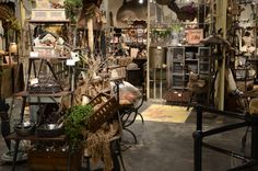 Peacock Park Designs - looks like a great place for vintage display pieces