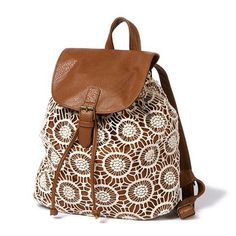 Crochet Backpack | Claires