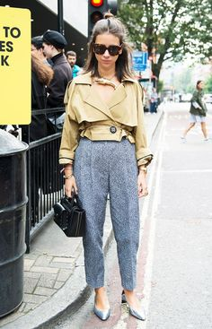 """The fashion crowd has a new favorite """"ugly"""" color. See the proof and shop the coolest pieces here."""