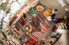Mohamad: Saint Catherine, Egito | John Thackwray - Fotógrafo faz série de imagens mostrando o quarto de jovens ao redor do mundo