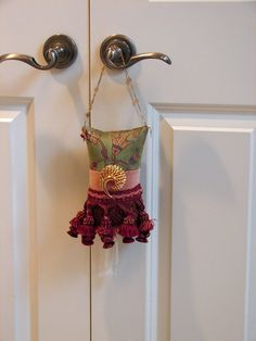Pillow tassels! http://www.etsy.com/listing/53547354/the-butterfly-ballet