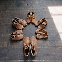 Adelisa & Co. leather shoes for babies and toddlers are made using 100%, genuine leather in a soft brown tone and have a flexible rubber sole. They are comfortable, versatile, and feature a timeless design making them your go-to leather shoe for your child this fall and winter. Whether it is exploring outside in the fresh air, or a celebration that calls for a dressier outfit, these Adeilsa & Co. genuine leather shoes are perfect for any adventure your little one takes them on.