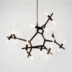 Best Quality Custom Italian Designer Roll & Hill Agnes Branch Led Chandelier Aluminum Alloy Chrome Plating Pendant Lamps, 100 Years Does Not Rust At Cheap Price, Online Pendant Lamps Pendant Chandelier, Modern Chandelier, Chandelier Lighting, Chandeliers, Cove Lighting, Lighting Store, Ceiling Pendant, Decoration Branches, Decoration Design