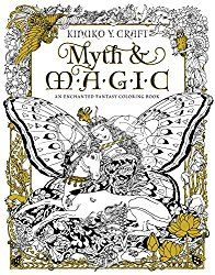 Dozens of science fiction coloring books are on the market for adults and we have chosen our favorites to highlight for the nerds and geeks you know.