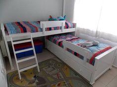 cama nido excelente