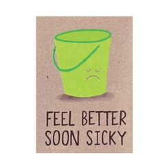 Sicky Bucket www.toowrappedup.com