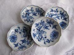 Meissen blue onion