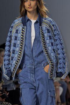 +++ Collection BALMAIN Femme Printemps-Été 2014 +++ @isazaalejandro #Jeans #denim #denimtidad  #fashion #fashionjeans #jeansfashion #jeanswear #paris #balmain #ss2014 #couture
