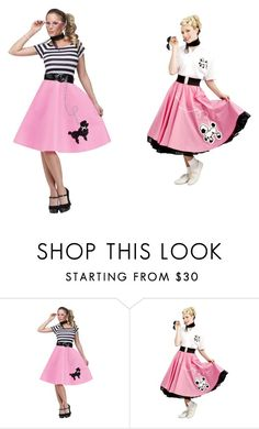 Poodle Skirt By Mkdetail Liked On Polyvore Featuring ElenaReva Burberry And Authentic Models