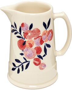 Flowers of Liberty Wiltshire Liberty Print Jug