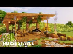 Here you can share your Minecraft builds and seek advice and feedback from like minded builders! Easy Minecraft Houses, Chalet Minecraft, Pixel Art Minecraft, Plans Minecraft, Casa Medieval Minecraft, Minecraft Shops, Minecraft Mansion, Minecraft Houses Survival, Minecraft House Tutorials