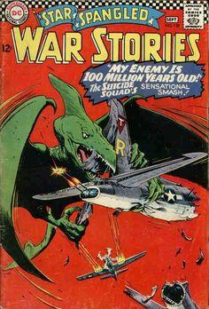 Star Spangled War Stories : The War That Time Forgot