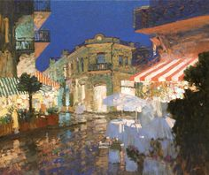 urgetocreate:   Bato Dugarzhapov - Night Yalta, Crimea 2006